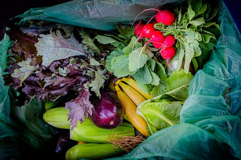 organic, fresh fruit and vegetables from Organic AG