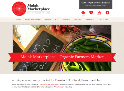 Malak Marketplace Website